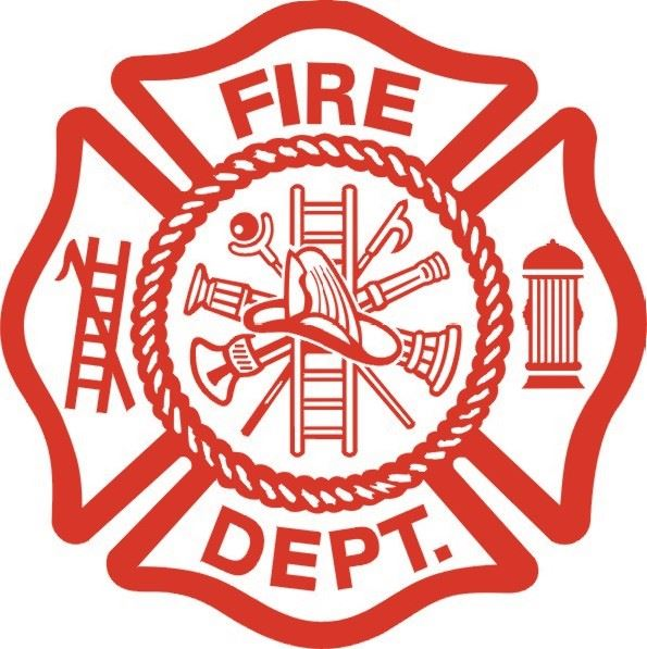 The Fox Lake Fire Department logo